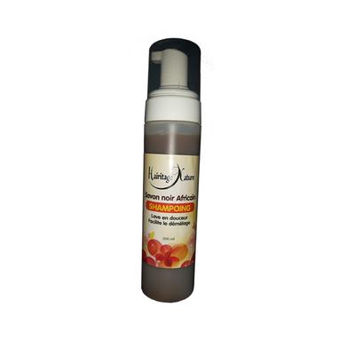 Shampoing hairitage au savon noir