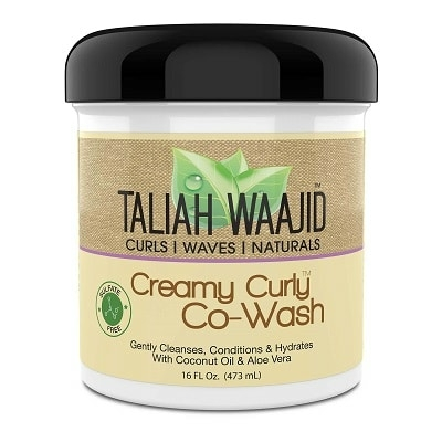 Creamy curly co wash 16oz.
