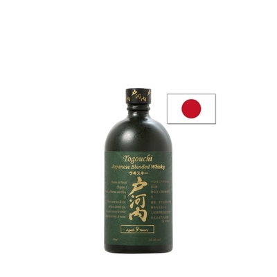 Whisky Togouchi 9 ans - 70cl