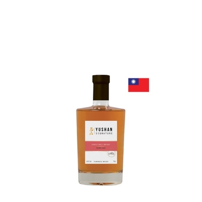 Whisky Yushan Signature Sherry Cask - 70cl