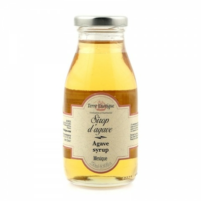 Sirop d'agave Terre Exotique bio - 250ml