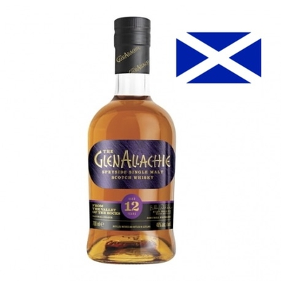 Whisky GlenAllachie 12 ans -70cl