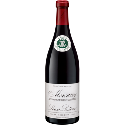 Mercurey rouge Louis Latour 2019 - 75cl