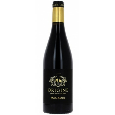 Mas Amiel Origine Côtes du Roussillon Villages - 75cl