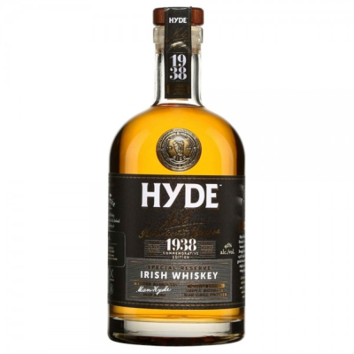 Hyde n°6 Spécial Reserve Sherry finish 46° - 70cl