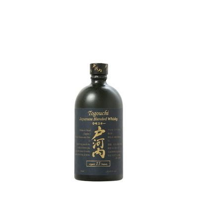 Whisky Togouchi 15 ans - 70cl