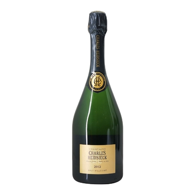 Champagne Charles Heidsieck Millésime 2012 - 75cl