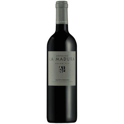 Saint-Chinian grand vin domaine la Madura bio 2017 - 75cl