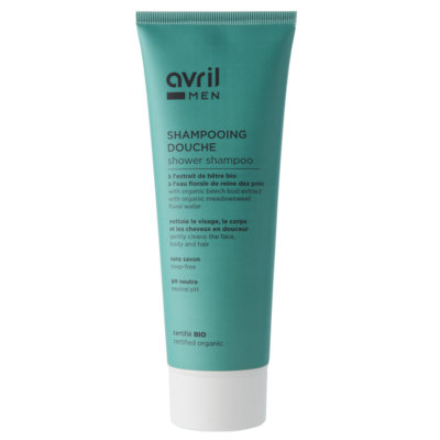 Shampooing Douche Homme Avril 250ml