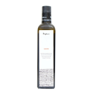 Huile d'olive Leccino Paglione bio extra vierge - 50cl