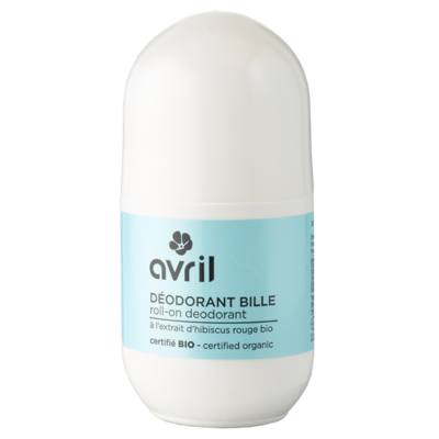 Déodorant Bio à Bille Avril - 50ml