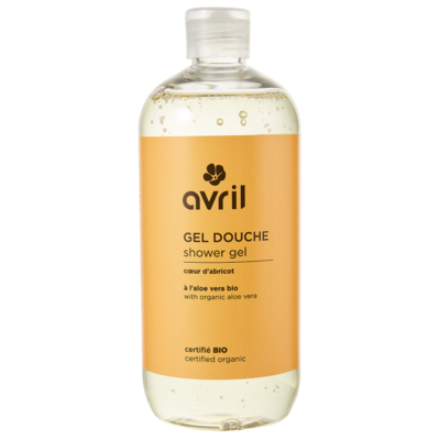 Gel Douche Bio C?ur D'Abricot Avril - 500ml