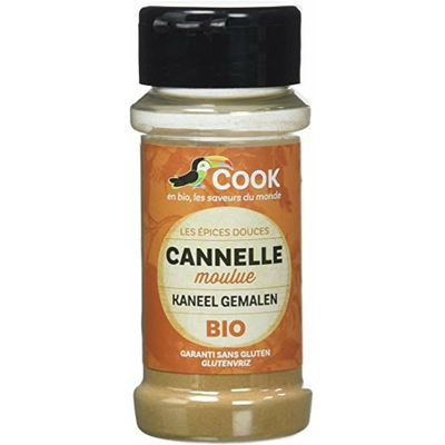 Cannelle bio cook - 35g
