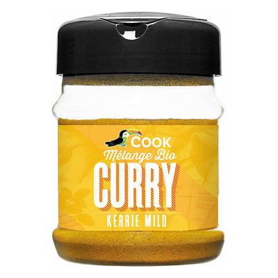 Curry bio cook - 80g