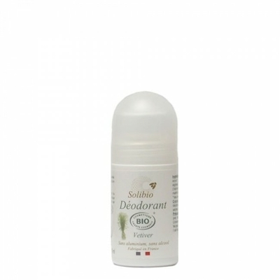 Déodorant Vétiver bio Solibio - 50ml