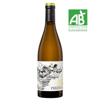 Figure libre Freestyle blanc domaine Gayda IGP Pays d'Oc 2019 - 75cl