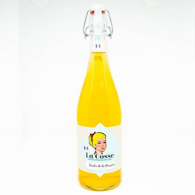 La Gosse limonade fruits de la passion - 75cl
