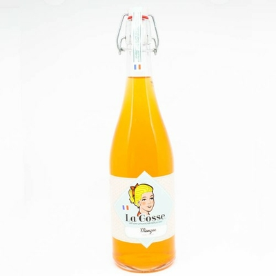 La Gosse limonade mangue - 75cl