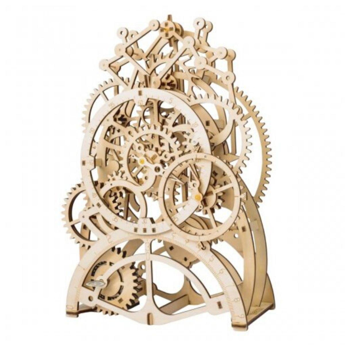 Puzzle en Bois 3D Horloge