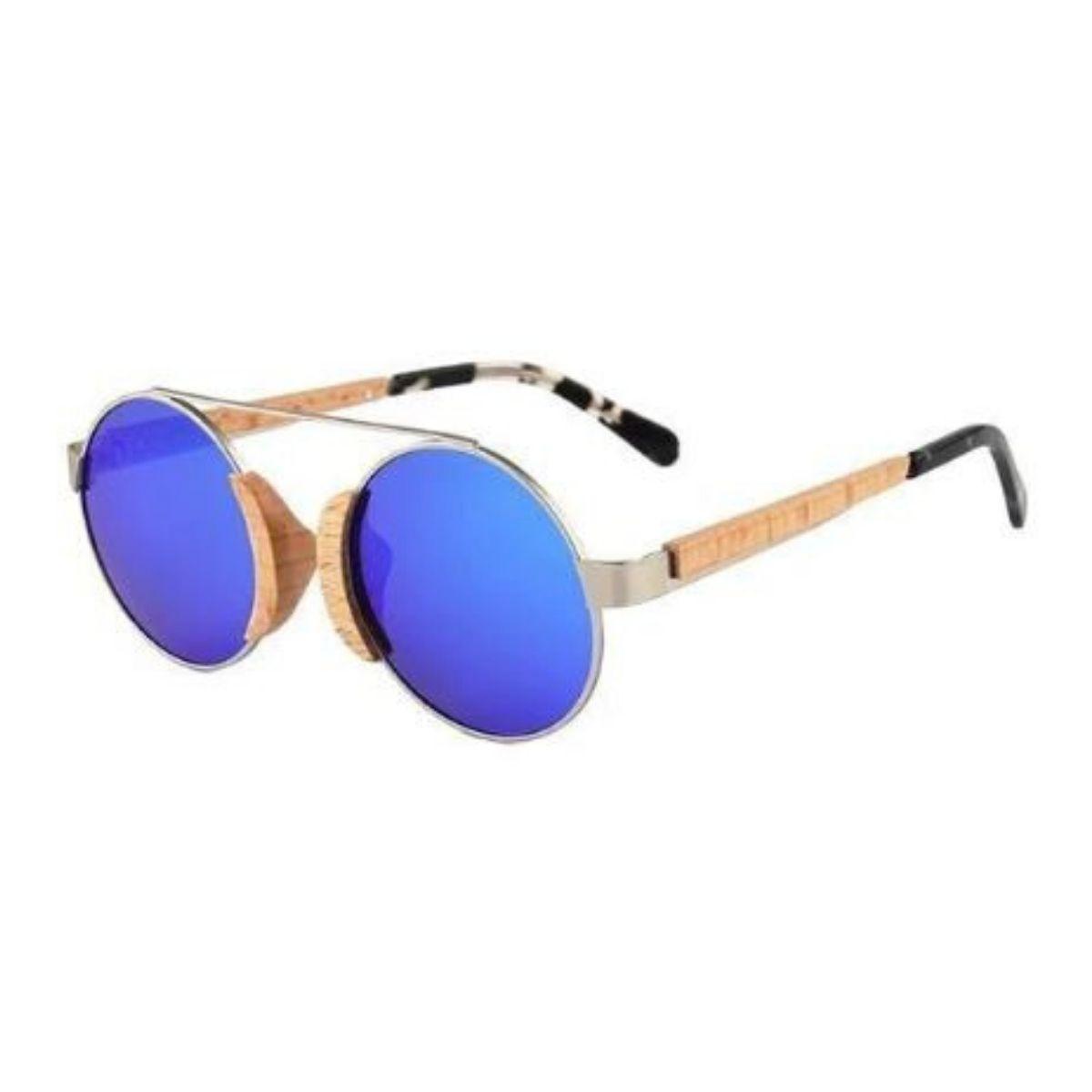 lunettes de soleil en bois Lagon