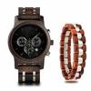 Coffret montre en bois sorbier et son bracelet (7)