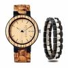 Coffret montre en bois Torreya (7)