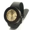 BOBO-BIRD-WC02C03-montre-en-bois-noir-bracelet-en-cuir-souple-chelle-en-m-tal-Face