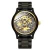 Classique-mode-en-bois-hommes-automatique-m-canique-montre-bracelet-en-bois-squelette-Transparent-Sport-m