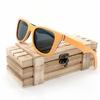 Lunettes de soleil en bois naturel Vaeroy (2)
