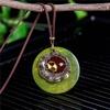 Maxi-collier-collier-femmes-bijoux-collares-kolye-colliers-et-pendentifs-Corde-de-Coton-Collier-Gros-Bijoux