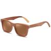 GM-marque-concepteur-bois-lunettes-de-soleil-nouveaux-hommes-polaris-s-marron-Skateboard-bois-lunettes-de