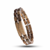 DODO-cerf-pur-artisanat-naturel-Bracelet-en-bois-dame-color-Pulseras-Bracelet-en-acier-inoxydable-bijoux