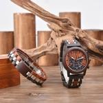 Coffret cadeau montre en bois Urat (5)