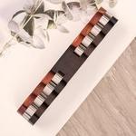 Coffret cadeau montre en bois Wapa et son bracelet (5)