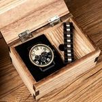 Coffet montre en bois Hiba (4)
