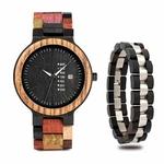 Coffret montre en bois Saquoia (7)