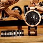 Coffret montre en bois Saquoia (3)