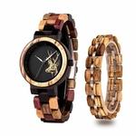 Coffret montre en bois Madrone (3)