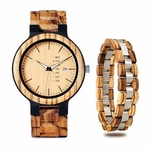 Coffret montre en bois Torreya (9)