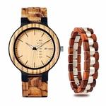 Coffret montre en bois Torreya (8)
