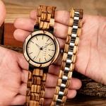 Coffret montre en bois Torreya (4)