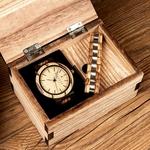 Coffret montre en bois Torreya (3)