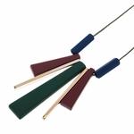 collier long et pendentif long en bois (4)