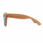 Montre en bois Unisexe carré (7)