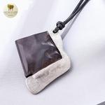 Collier long et pendentif gothique (6)
