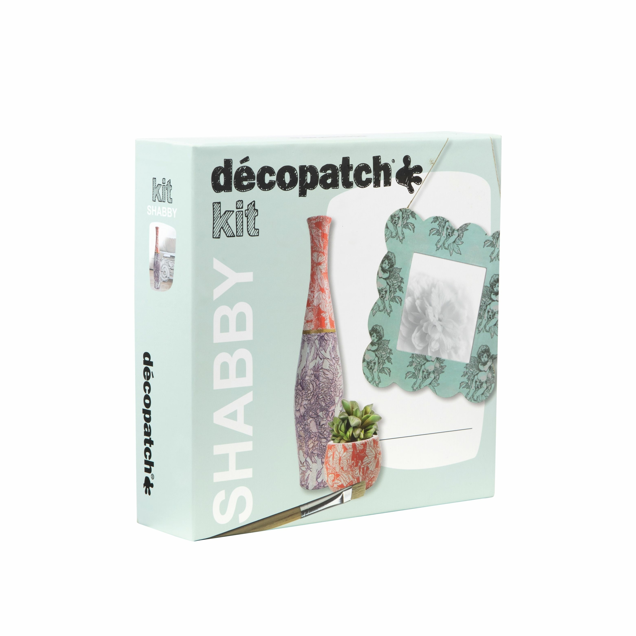 Kit Decopatch Shabby