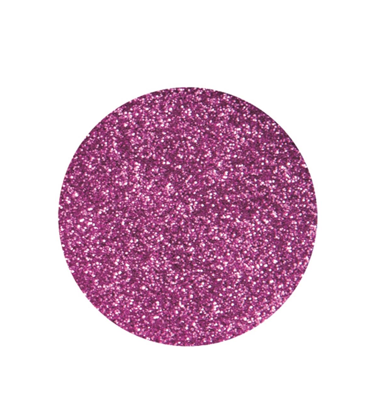 Boîte de 10 g de paillettes ultrafines - Coloris rose