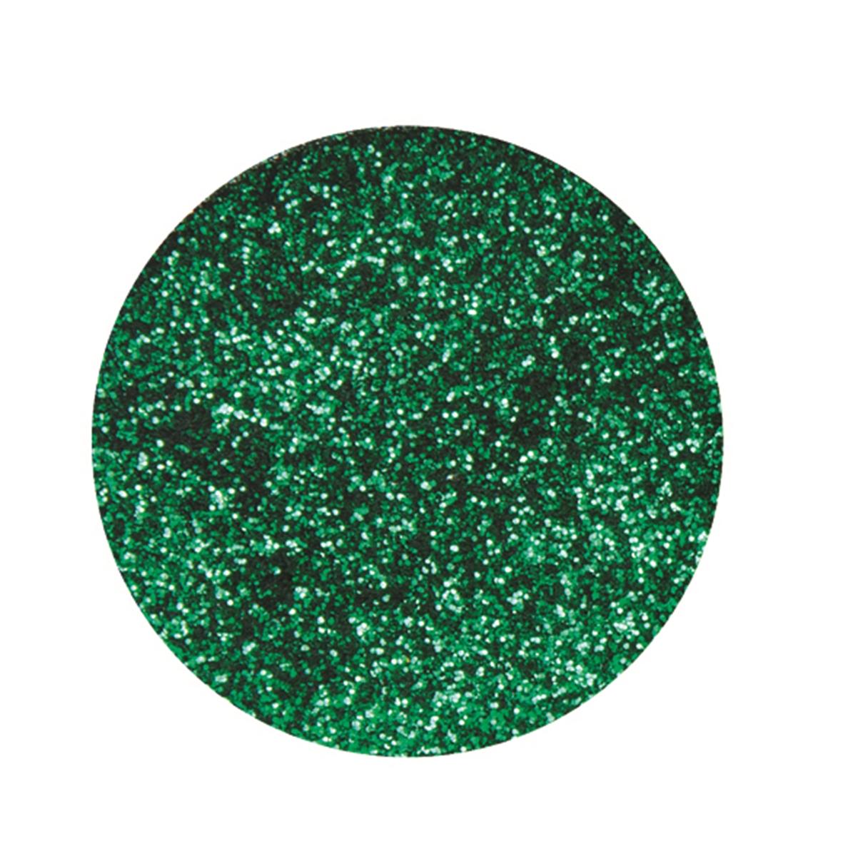 Boîte de 10 g de paillettes ultrafines - Coloris vert