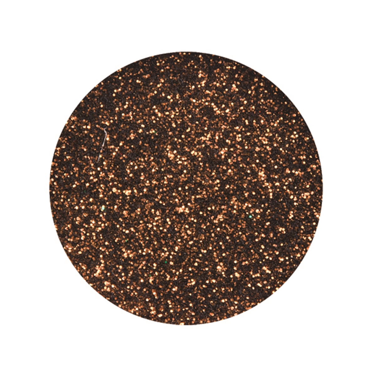 Boîte de 10 g de paillettes ultrafines - Coloris marron
