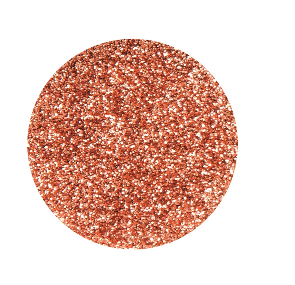 Boîte de 10 g de paillettes ultrafines - Coloris cuivre